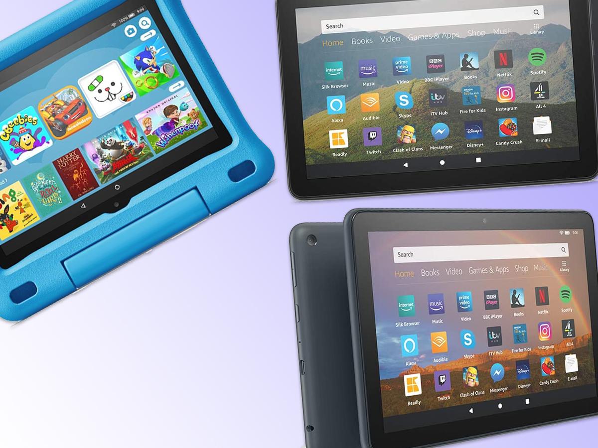 AmazonApi HD 8 A série de tablets está pronta para pré-encomenda! 1