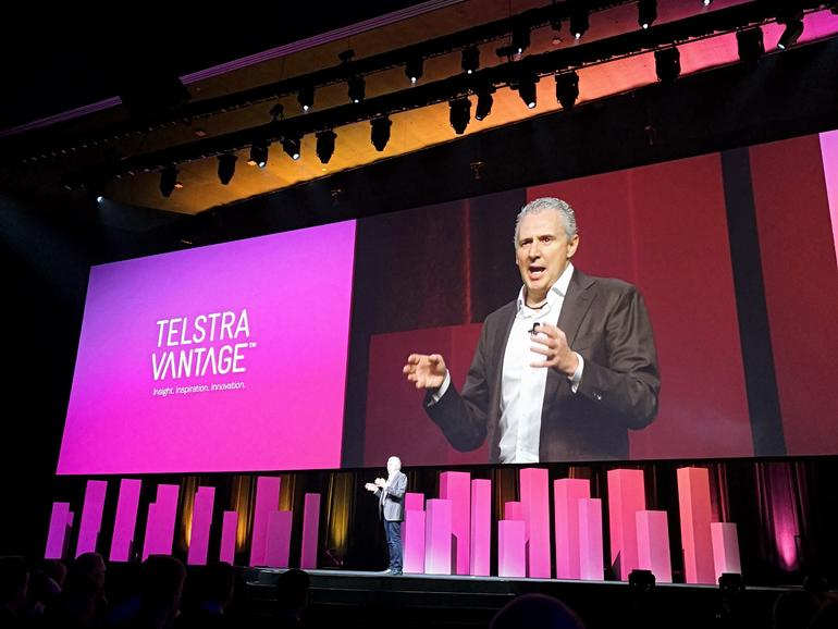 Den smarta staden Telstra är i fokus för nästa lansering ...