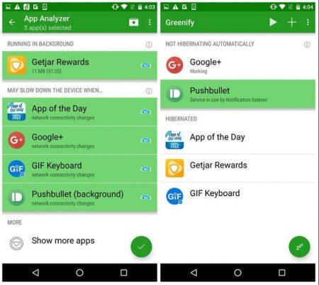 Android enraizado
