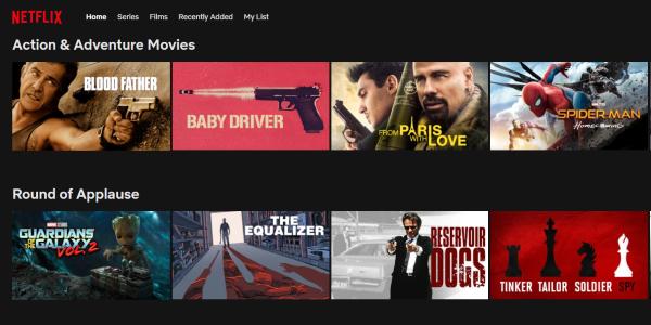 Como assistir Netflix americana na Malásia 2