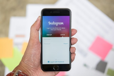 Como enviar uma mensagem no Instagram