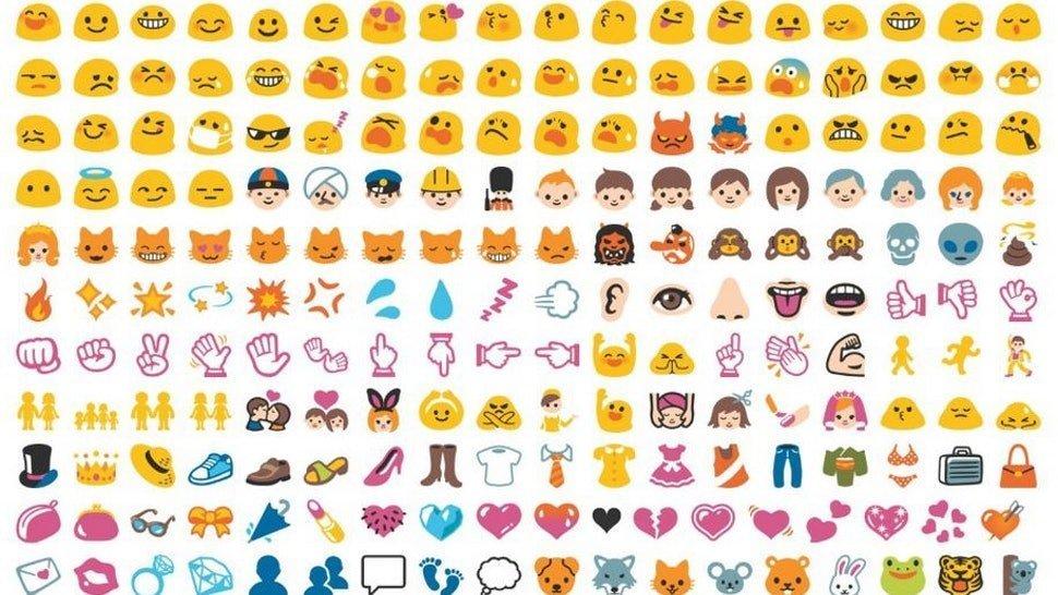 Como você cria um emoji? É assim que esses ícones chegam às nossas telas 3