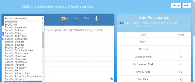 Faça com que seu computador faça ditados com o Voice Note 2
