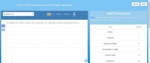 Faça com que seu computador faça ditados com o Voice Note 1