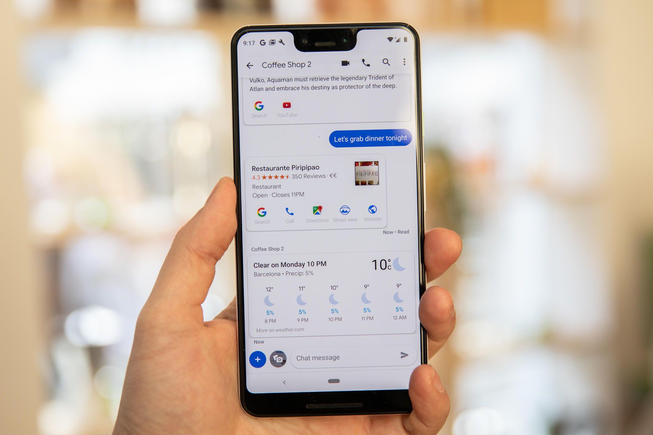 O Google muda para mensagens RCS e aqui dizemos por que 3