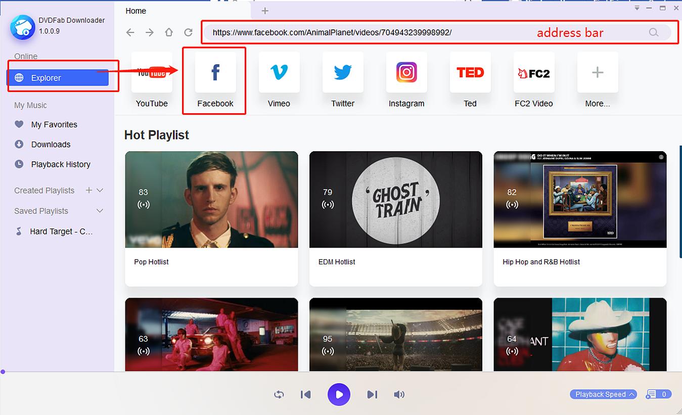 DVDFab Video Downloader