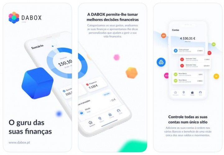 Dabox: A app da CGD que dá para os utilizadores de todos os bancos