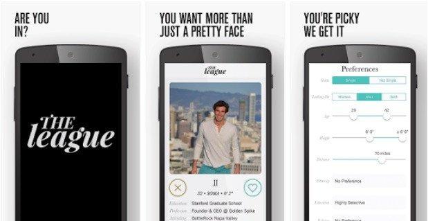 O aplicativo League incluirá compromissos rápidos ao vivo em seu catálogo de recursos 2