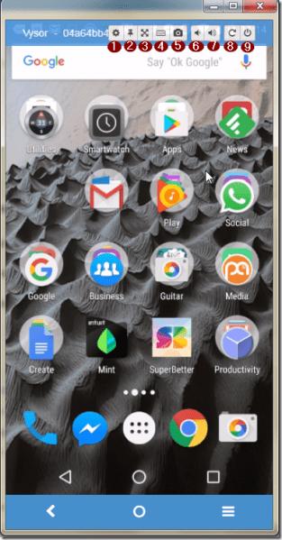 Seis maneiras fáceis de espelhar o Android no seu PC ou TV 2