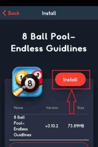 Clique em Instalar para fazer o download8-Ball-Pool-Hack