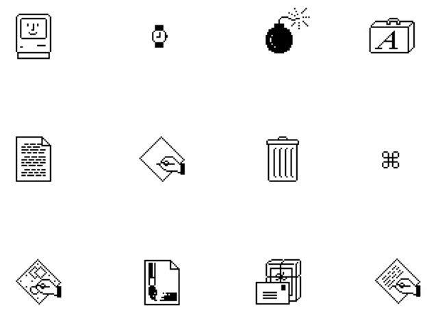 Susan Kare, a mente maravilhosa por trás dos ícones visuais de Apple Macintosh 4