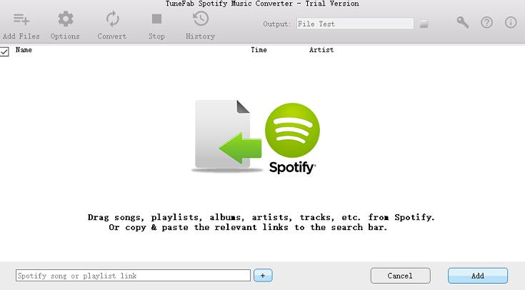 TuneFab Spotify Music Converter - Melhor Spotify Music Downloader 2