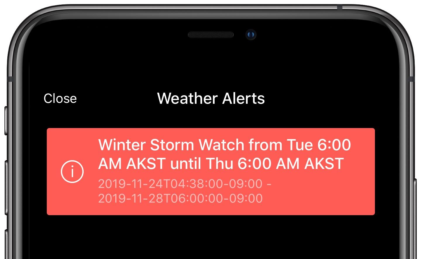 Faça com que as suas previsões meteorológicas fiquem maravilhosas com o Today Weather para iPhone [sponsored] 6