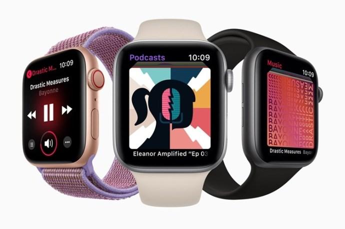 Apple Watch  Fora