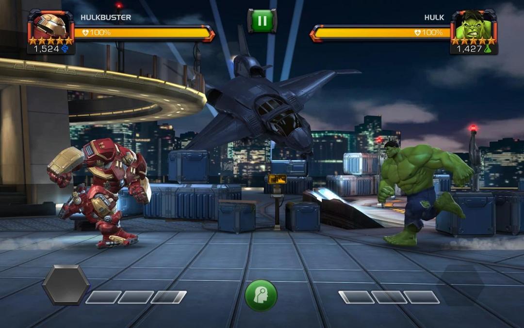 Marvel  Concurso dos Campeões - Melhores Jogos de Luta no Android