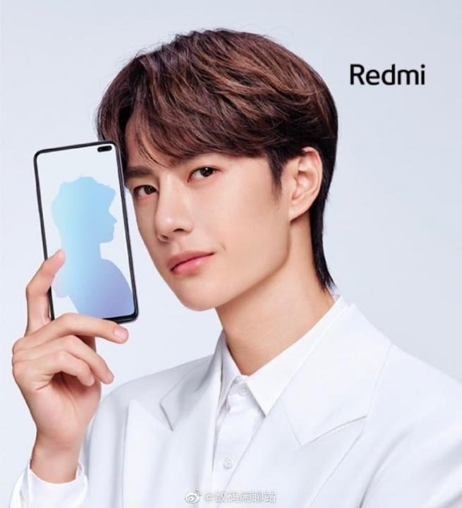 Fuga de informação revela imagem do Redmi K30 e uma nova linha de design na Xiaomi! 1