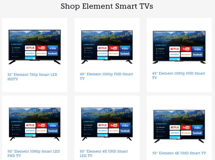 Como baixar o Disney Plus na Element Smart TV 1