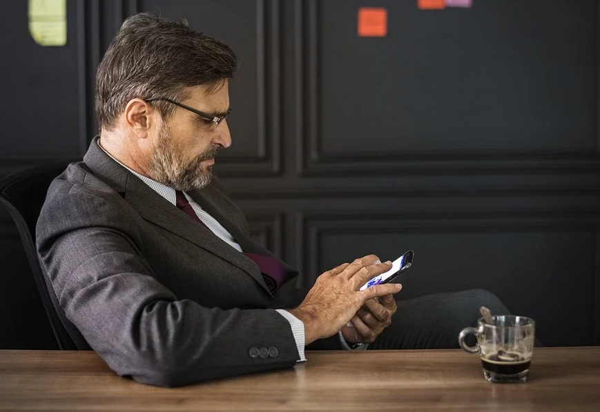 Smartphone dobrável Motorola 2019