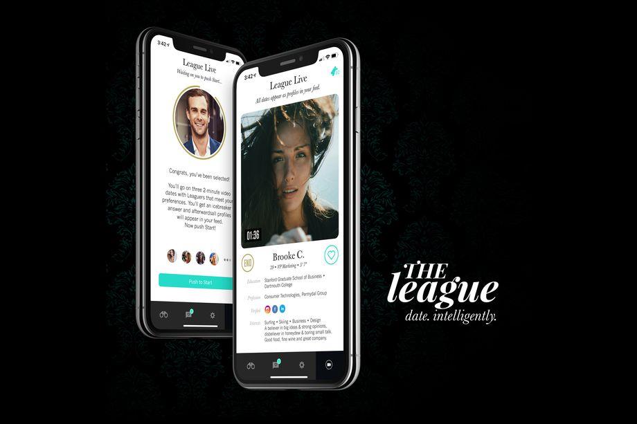 O aplicativo League incluirá compromissos rápidos ao vivo em seu catálogo de recursos 1