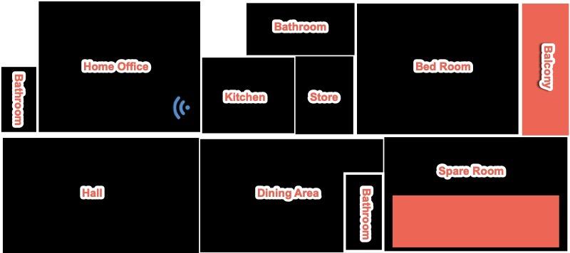 Obtendo sinal de Wi-Fi ruim em cantos distantes da casa? Configurar o Extensor de alcance Wi-Fi 1