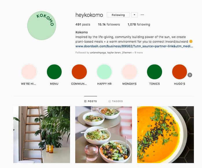 Instagram  Tendências Estéticas: Homepage Kokomo
