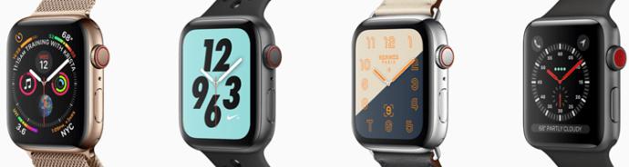 Qual é o mais novo Apple Watch fora agora