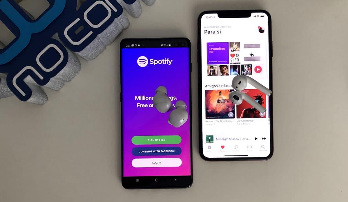 Spotify copia Apple Music e já exibe as letras das músicas em tempo real