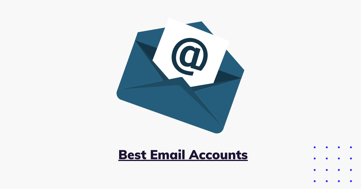 Best Free Email Accounts