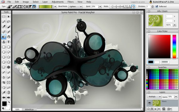 Aplicativo de desenho Para PC