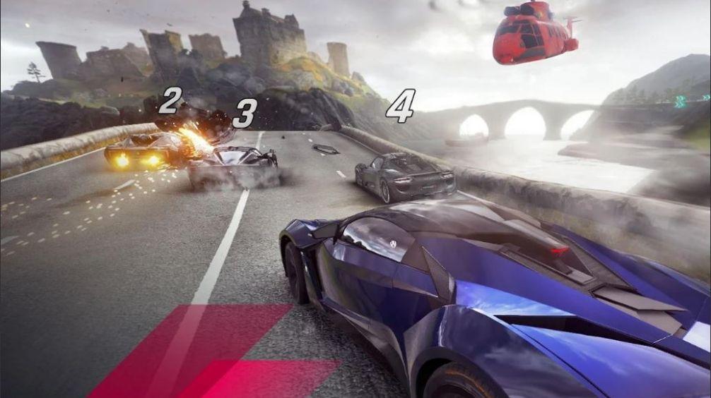 Asfalto 9: Legends Jogos multiplayer para Android
