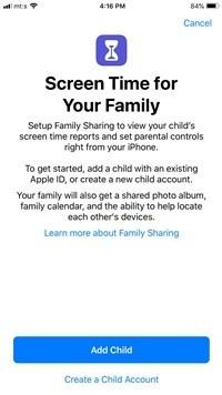 como bloquear sites em um iphone - captura de tela 5