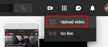 Carregar vídeo do Android, iPhone e Desktop 2