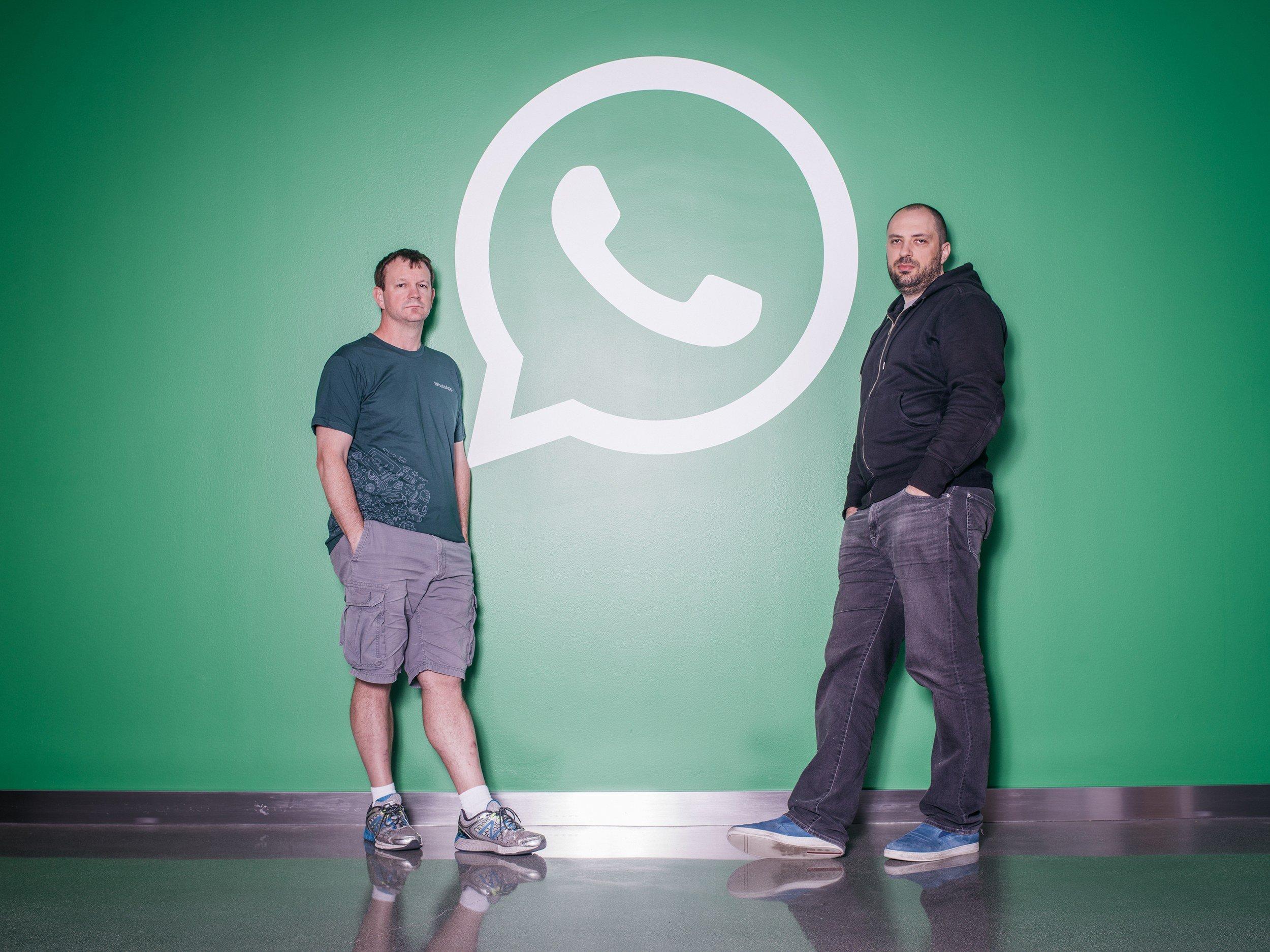 Jan Koum, o homem que superou todas as adversidades e se tornou o fundador do WhatsApp 4