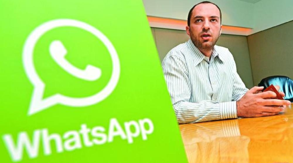 Jan Koum, o homem que superou todas as adversidades e se tornou o fundador do WhatsApp 5