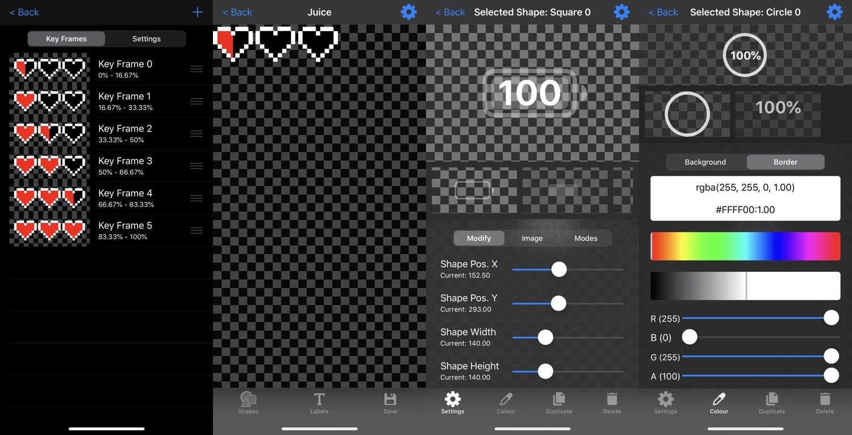 Juice introduz personalização ilimitada de ícones de bateria em iPhones com jailbreak 4