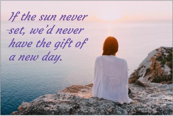 96 legendas para um belo pôr do sol 4