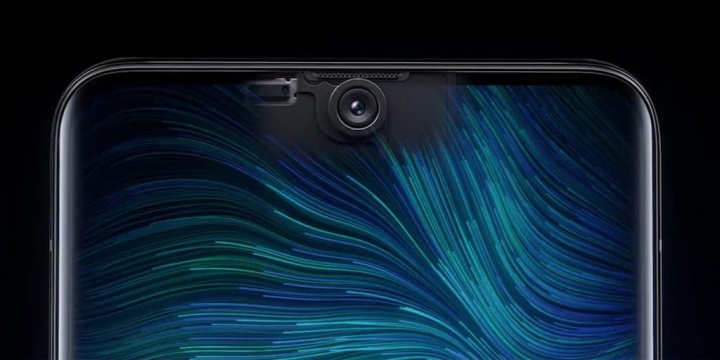 OPPO adianta-se à Xiaomi e tem já pronto um smartphone com câmara por baixo do ecrã 1