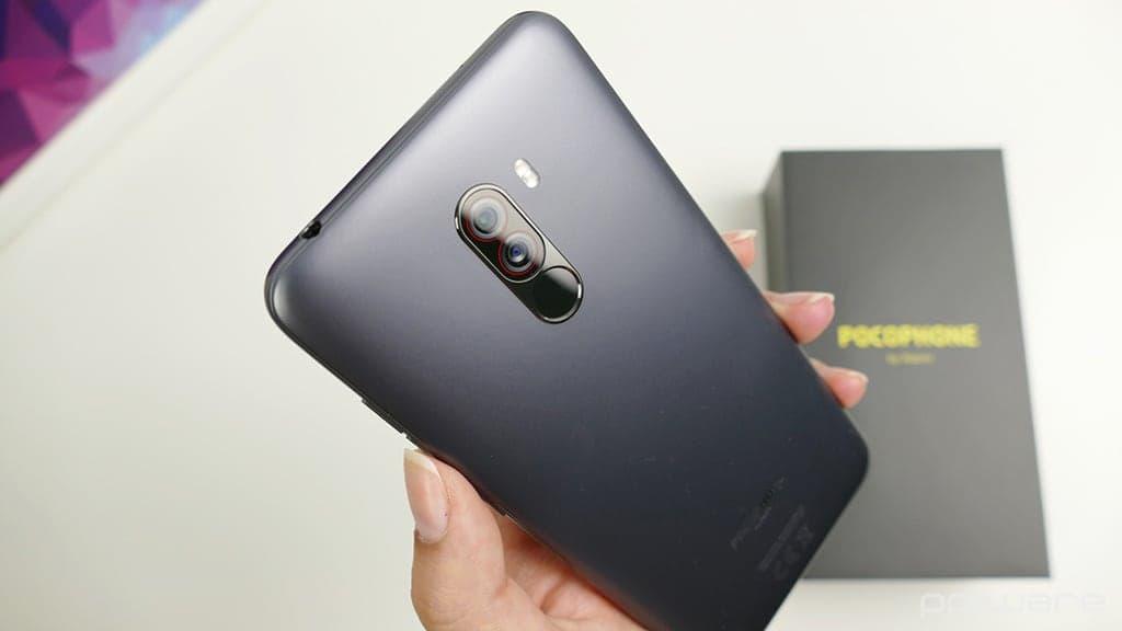 Pocophone F1 Xiaomi Android 10 smartphones MIUI 11
