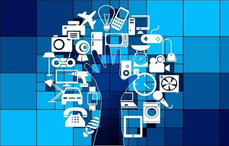 Impressão de conexão com a Internet