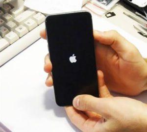 Como redefinir o disco rígido iPhone6
