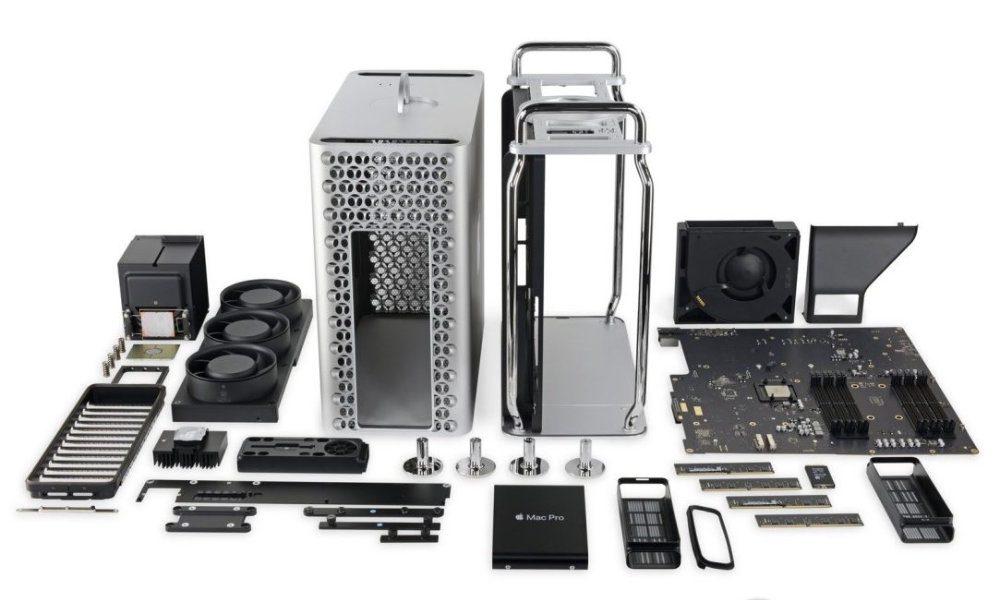 Mac Pro iFixit Teardown
