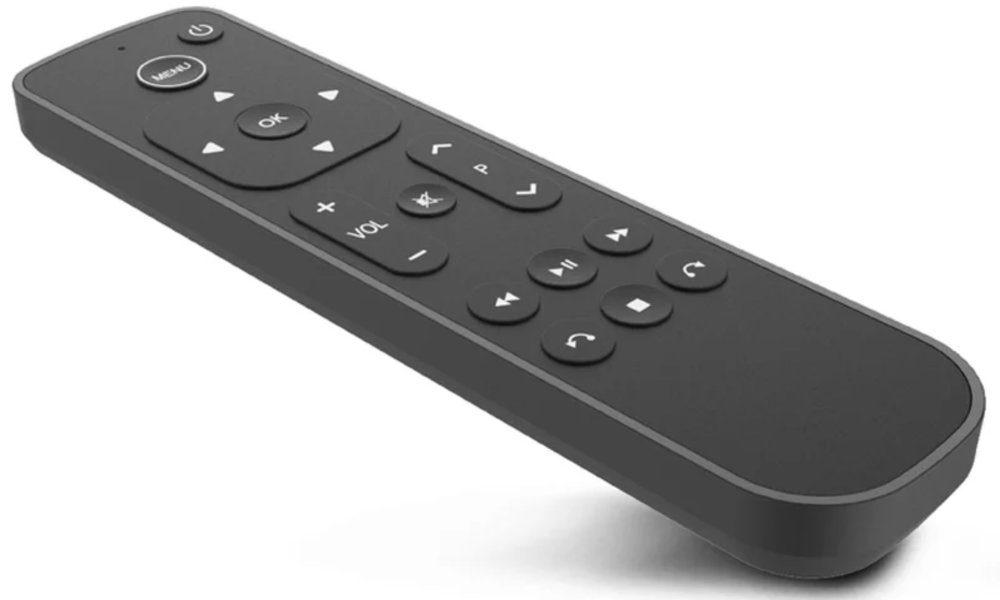 Esta empresa suíça de cabo acaba de melhorar no Apple Controle remoto 1