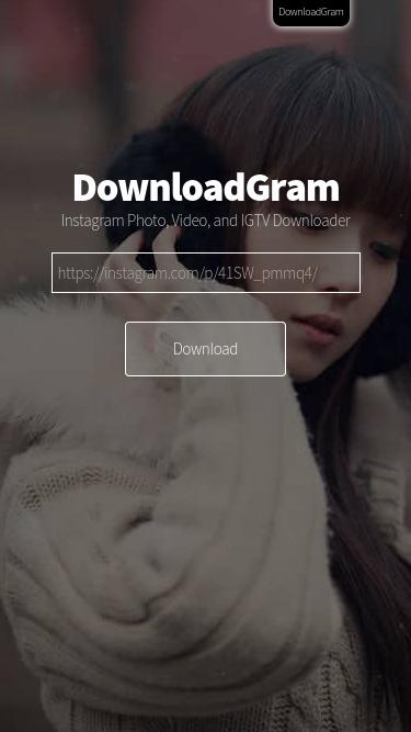 "DownloadGram - Instagram Aplicativo Photo Downloader para Web ""class ="" wp-image-4373 ""width ="" 281 ""height ="" 500 ""srcset ="" https://d1zox1ndje3oc.cloudfront.net/techpout/wp-content/uploads/2019/11/ 22125711 / Download-Gram.jpg 375w, https://d1zox1ndje3oc.cloudfront.net/techpout/wp-content/uploads/2019/11/22125711/Download-Gram-169x300.jpg 169w, https: //d1zox1ndje3oc.cloudfront. net / techpout / wp-content / uploads / 2019/11/22125711 / Download-Gram-360x640.jpg 360w ""tamanhos ="" (largura máxima: 281px) 100vw, 281px"