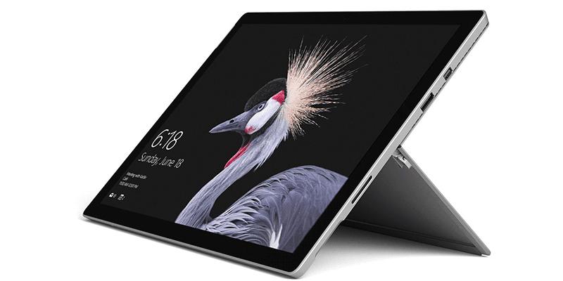 Obtenha o Microsoft Surface Pro (5ª geração) por quase metade do preço