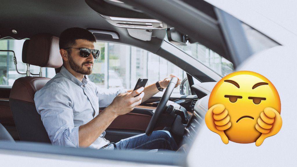 Smartphone: um aliado à condução, mas com os meios certas!