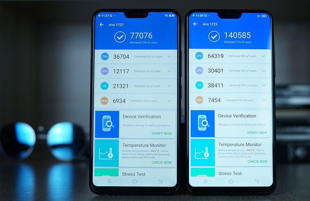 Veja como verificar a pontuação do AnTuTu Benchmark em um celular Android, com precisão!