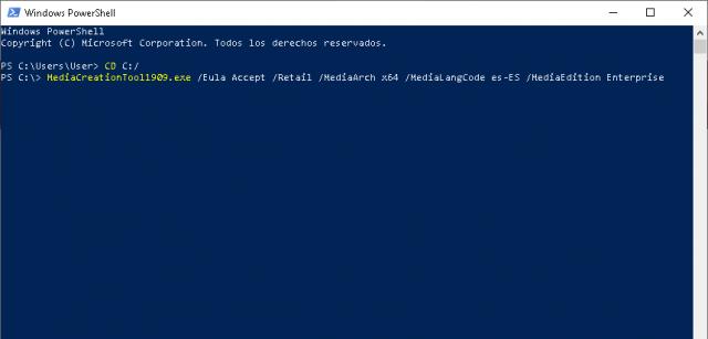 Para que você possa obter uma cópia gratuita de Windows 10 Empresa 3