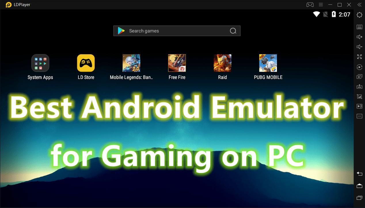 Melhor emulador para jogar jogos Android no seu PC 2020