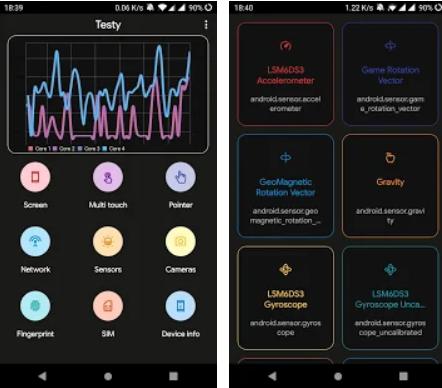 Descubra o status de integridade do seu hardware Android com Testy 2