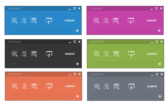 Sniptool, uma ferramenta muito leve para tirar screenshots Windows 2